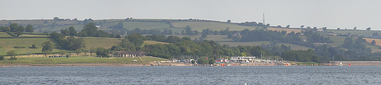 Woodford Lodge and the Sailing Club